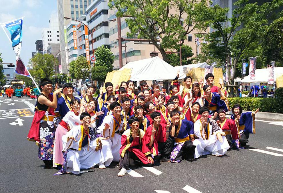 桃太郎祭りに行って来ました